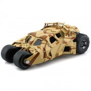 Batman The Dark Knight Rises Batmobile Camouflage Tumbler Heritage 1:18 Model Bcj76
