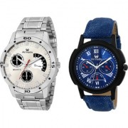 Armado AR-SL-7113 Combo Of 2 Graceful Watches-For Men
