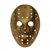 Hockey Mask - Gold