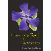 Programming Perl for Geoscientists by Dorian Oria San Martin