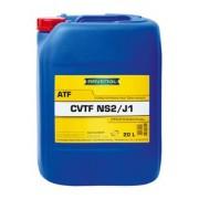 Ulei Transmisie RAVENOL CVTF NS2/J1 Fluid 20L