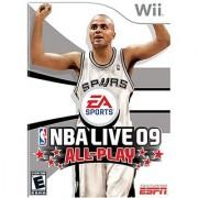 NBA Live 09 All-Play - Nintendo Wii