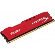 Memorie HyperX Fury Red 4GB DDR3 1866 MHz CL10