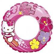 Intex - Salvagente Gonfiabile Hello Kitty 61Cm