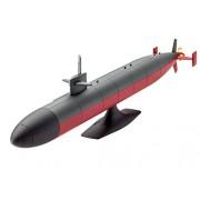 Revell 05067 - Modellino di sottomarino USS Dallas, classe Los Angeles, dell'esercito americano, scala 1:400