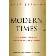 Modern Times Revised Edition by Paul Johnson