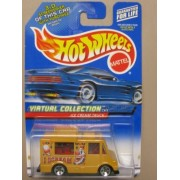 Hot Wheels 2000 Virtual Collection #144 Ice Cream Truck