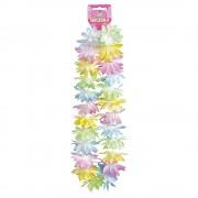 Colier flori pentru petrecere - 66cm, Amscan 34181
