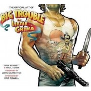 The Official Art of Big Trouble in Little China by Drew Struzan