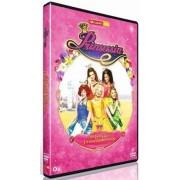 Prinsessia DVD - Het gouden kroontje