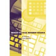 Methods of Social Movement Research by Bert Klandermans