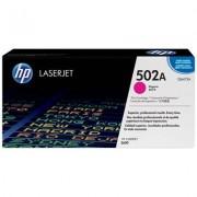 HP 502A magenta original LaserJet tonerkassett