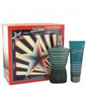 Jean Paul Gaultier Eau De Toilette Spray 4.2 oz / 124 mL + Shower Gel 2.5 oz / 74 mL Gift Set Fragrance 501128