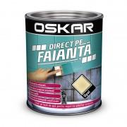 Vopsea pentru Faianta Oskar Crem Opal pe baza de apa