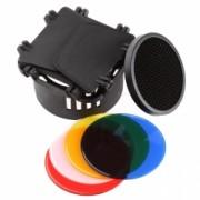 Delicacy II - kit voleti, grid, filtre color