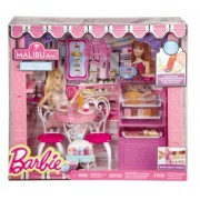 Barbie Malibu accesorii- Patiserie