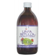 Seva (limfa) bio de mesteacan cu gust de fructe de padure (fara zahar)