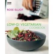 Low-GI Vegetarian Cookbook by Rose Elliot