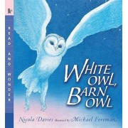 White Owl, Barn Owl by Nicola Davies