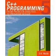 C++ Programming by D S Malik
