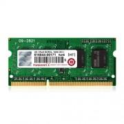 SODIMM, 4GB, DDR3, 1600MHz, Transcend JetRam, 1.5V (TS512MSK64V6H)