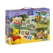 Cubes Et Domino - Edu-Kit Mes Amis Tigrou Et Winnie