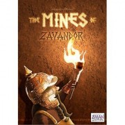 Z-Man Games The Mines of Zavandar Board Game