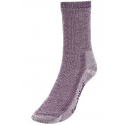 Smartwool Hike Medium Crew Socks Women Dark Cassis L Freizeitsocken