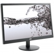 Monitor AOC E2270SWN 21.5 inch 5ms LED Black