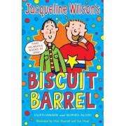 Jacqueline Wilson Biscuit Barrel: Cliffhanger, Buried Alive by Jacqueline Wilson
