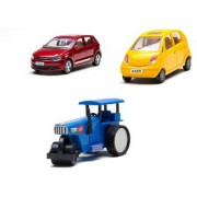 Centy Pack Of 3 Nano Polo Road Roller