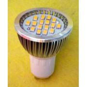 Spot 16x5630,cu radiator aluminiu, GU10