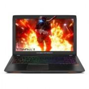 ASUS ROG Strix GL553VD Laptop Corei7 7700HQ/8GB DDR4/1TB/15.6 FullHD/4GB NViDiA GTX1050