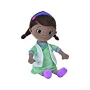 Disney Doc McStuffins Peluche Doc avec Vêtements Docteur 25 cm