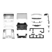 Herpa - 084208 - Mercedes-benz - Arocs M Cabine Avec Integriertem Grill - 2 Pièces