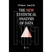 The New Statistical Analysis of Data by T. W. Anderson