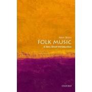 Folk Music: A Very Short Introduction by Mark Slobin