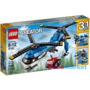 LEGO Creator - Ikerrotoros helikopter (31049)