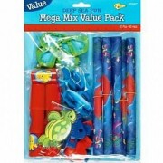 Amscan Deep Sea Fun Mega Mix Favour Value Pack 42 Toys