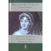 Complete Novels of Jane Austen: Sense and Sensibility, Pride and Prejudice, Mansfield Park v. 1 by Jane Austen