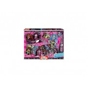 Puzzle Educa Monster High, 4 in 1