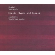 Muzica CD - ECM Records - Anja Lechner / Vassilis Tsabropoulos : Chants, Hymns ...