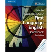 Cambridge IGCSE First Language Coursebook by Marian Cox