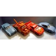 Disney Pixar Cars Figurine Set by Disney