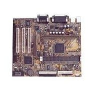 Biostar M6TZF - Carte-mère - micro ATX - Slot 1 - i440ZX