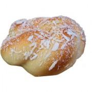 Magideal Artificial Realistic Flower Shape Bread Food Imitation Kitchen Pretend Decor