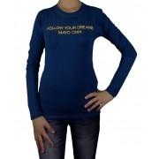 Mayo Chix Női hosszú ujjú póló 162m323320-160907/kek