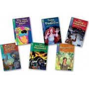 Oxford Reading Tree TreeTops Myths and Legends: Levels 16 and 17: Pack of 6 by Elizabeth Laird