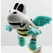 """Super Mario Bros / Brother Flying Winged Dry Bones 8"""" Plush Plushies Anime Animals Stuffed Doll Toy by Made In China"""