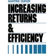 Increasing Returns and Economic Efficiency by Martine Quinzii